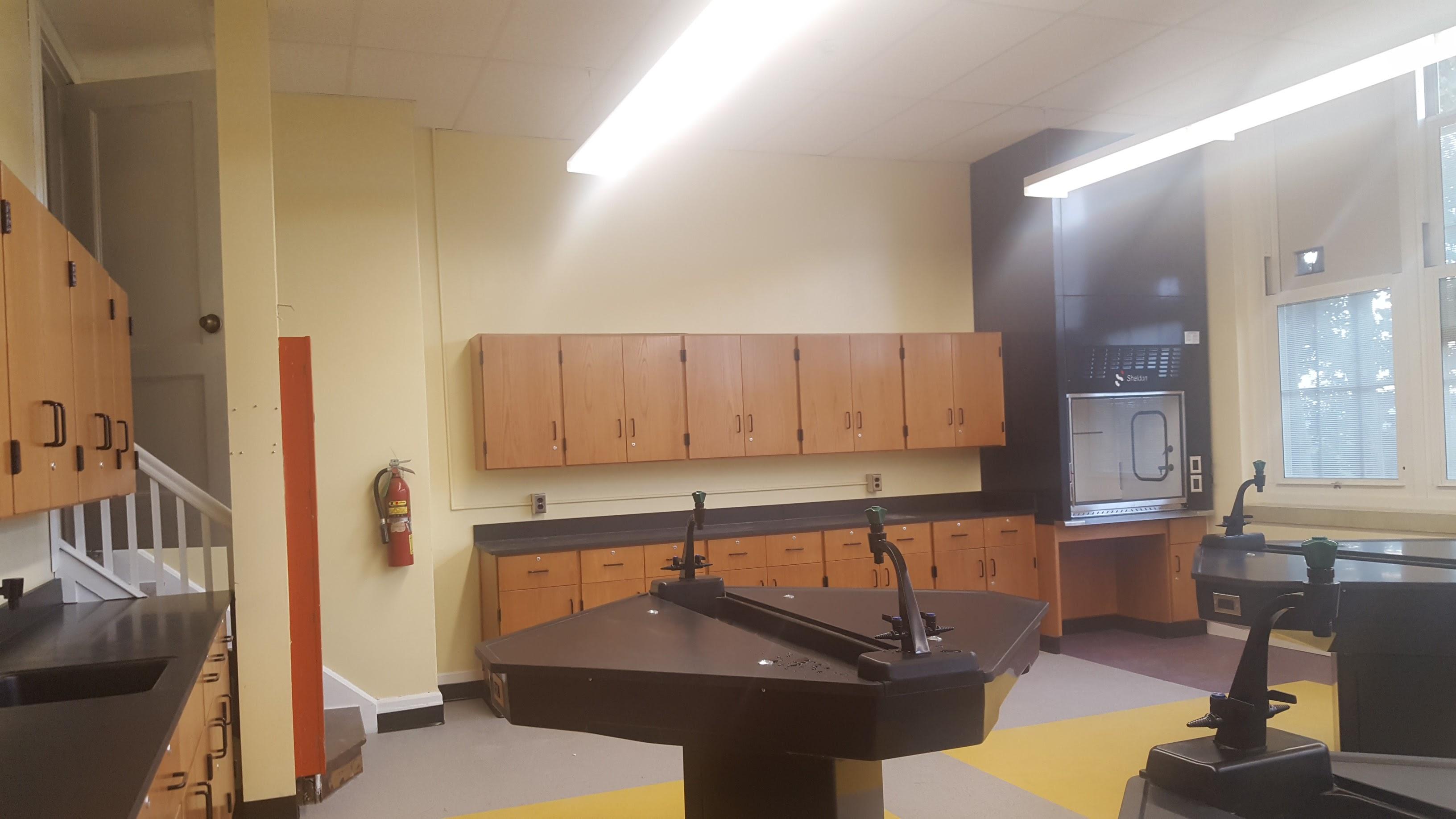 bogota nj high school chooses longo labs for chemistry lab