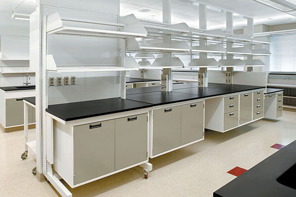 Flexible Furniture Commercial Labs