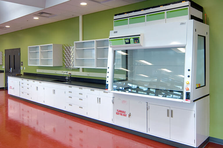 Ductless Fume Hoods for Commercial Labs