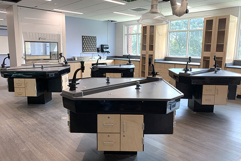 TEII Work Center for Educational Labs