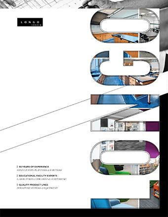 Longo Labs Corporate Brochure Cover
