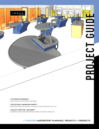 Longo Labs Educational Laboratory Project Guide Cover