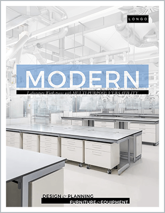 Longo Labs Flexible Furniture Systems Brochure Cover