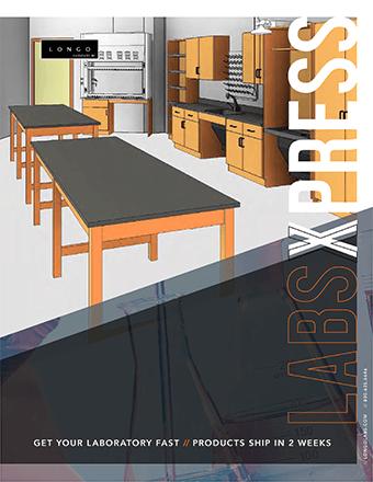 Longo Labs Quickship Program Brochure Cover