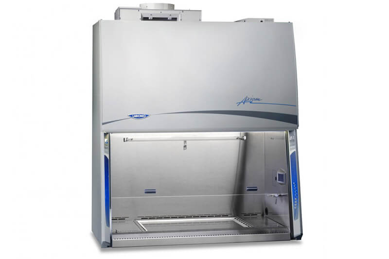 Biosafety Cabinet Fume Hood in a Commercial Lab