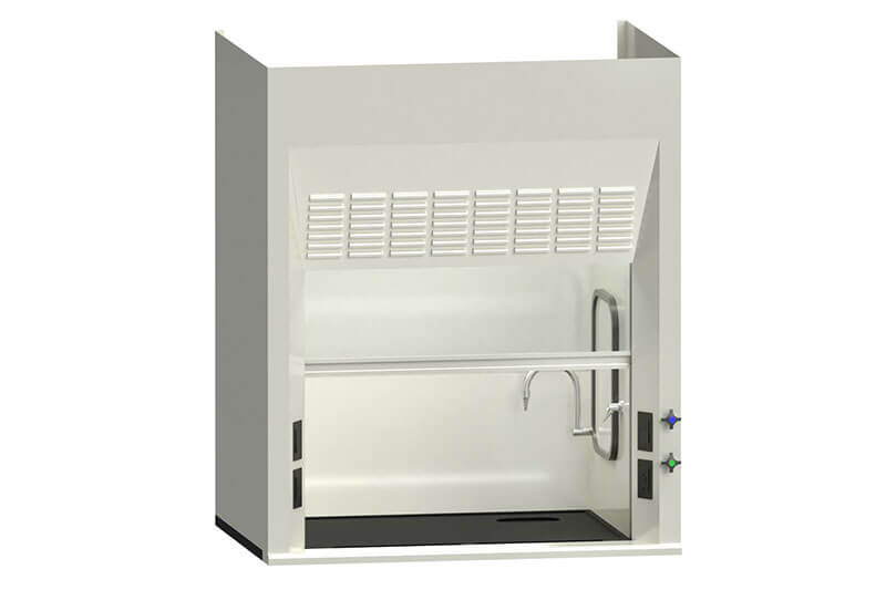 Air Foil Fume Hood for Educational Labs