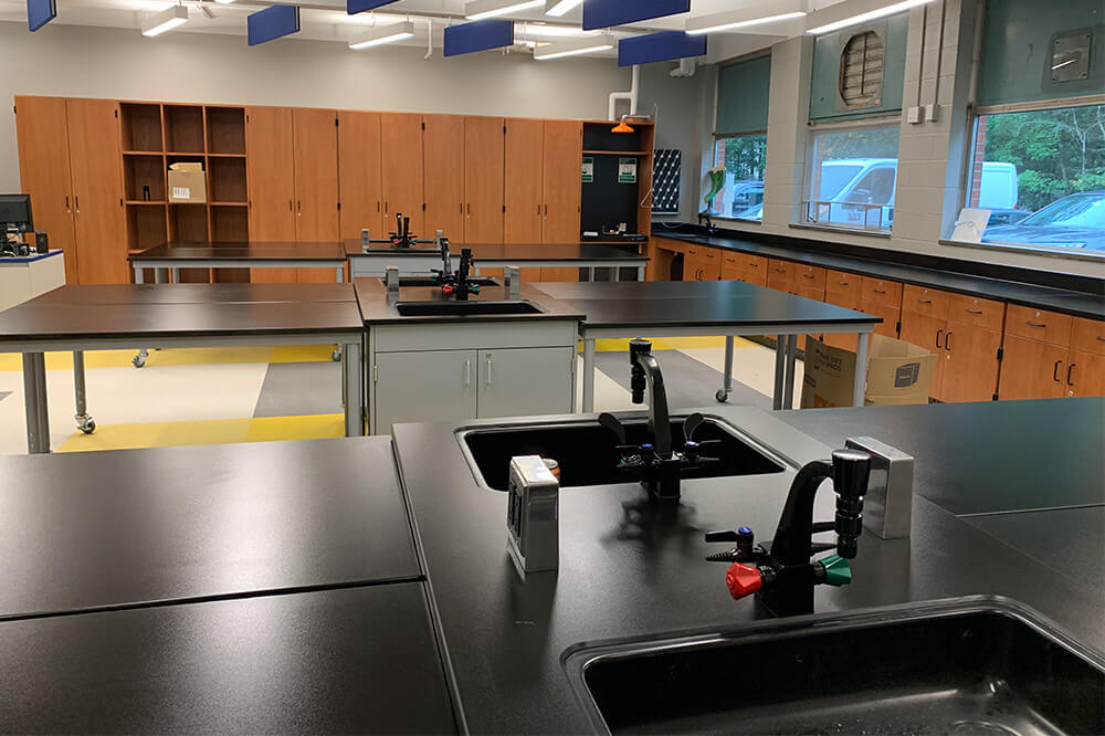Longo Labs room transformation in 5 steps