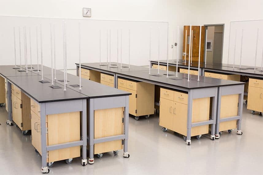 Longo Labs Educational mobile storage