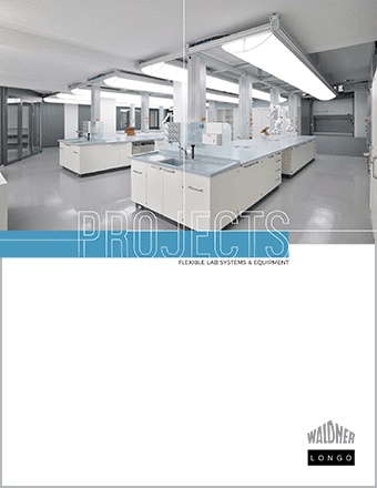 Waldner Flexible Laboratory Systems and Equipment Cover