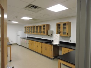 Union County College Bio Lab