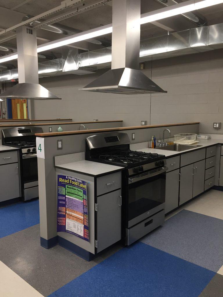Life Sciences Classroom