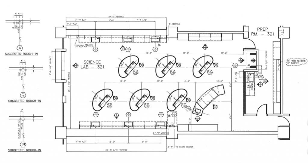 Floor Plans Perth Amboy HS