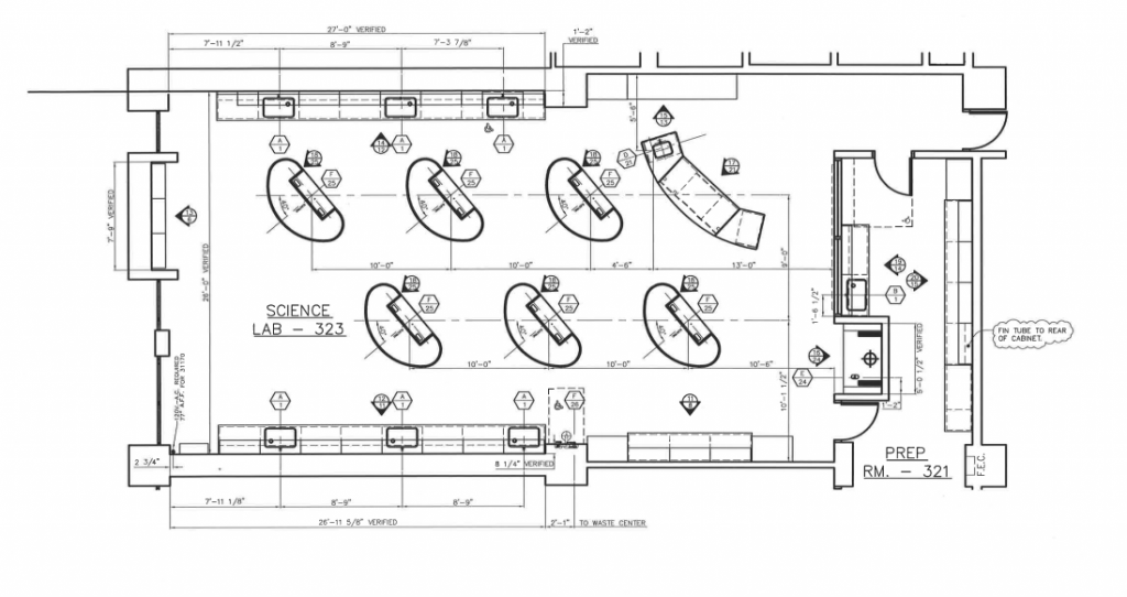 Floor plans and elevations Perth Amboy HS