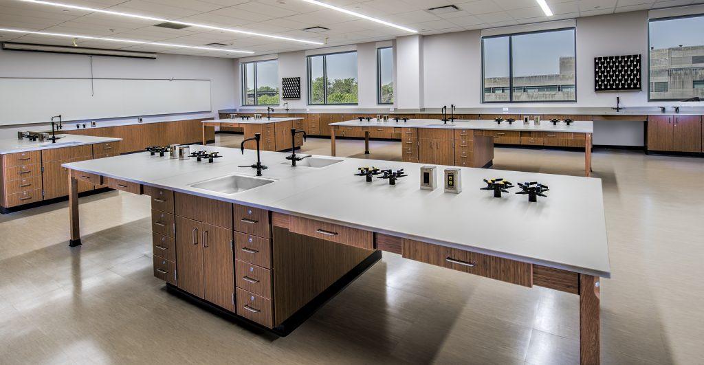 University Laboratory Lab Benches