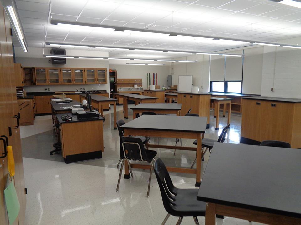 West Milford HS Lab