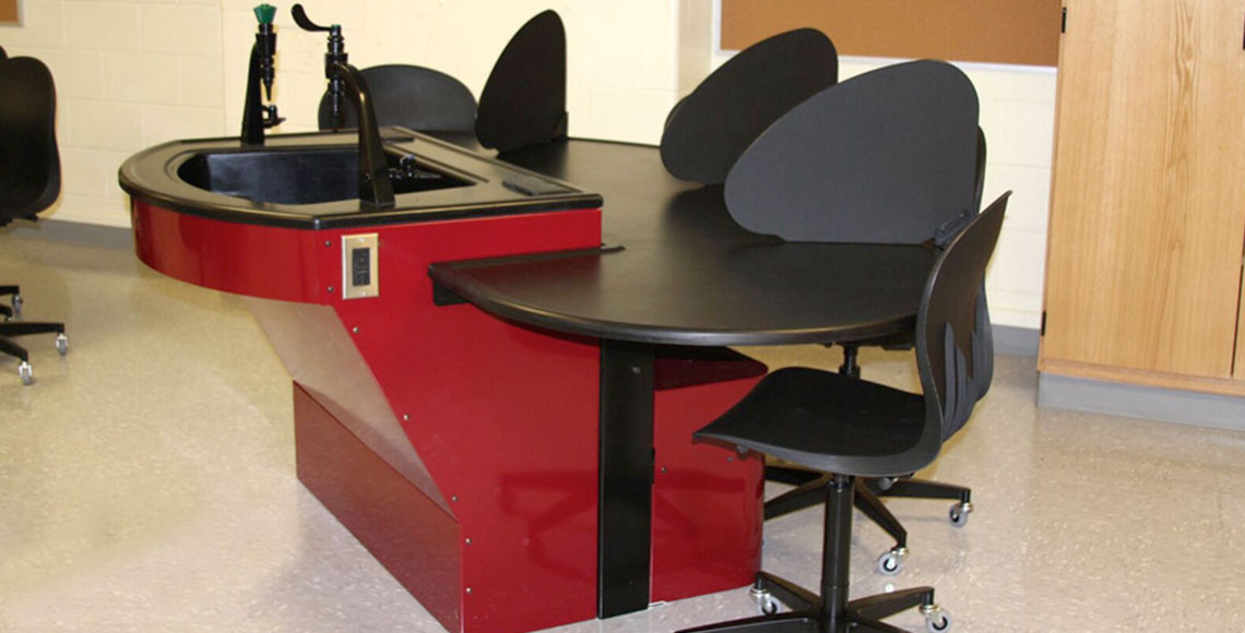 Axis Student Lab Table