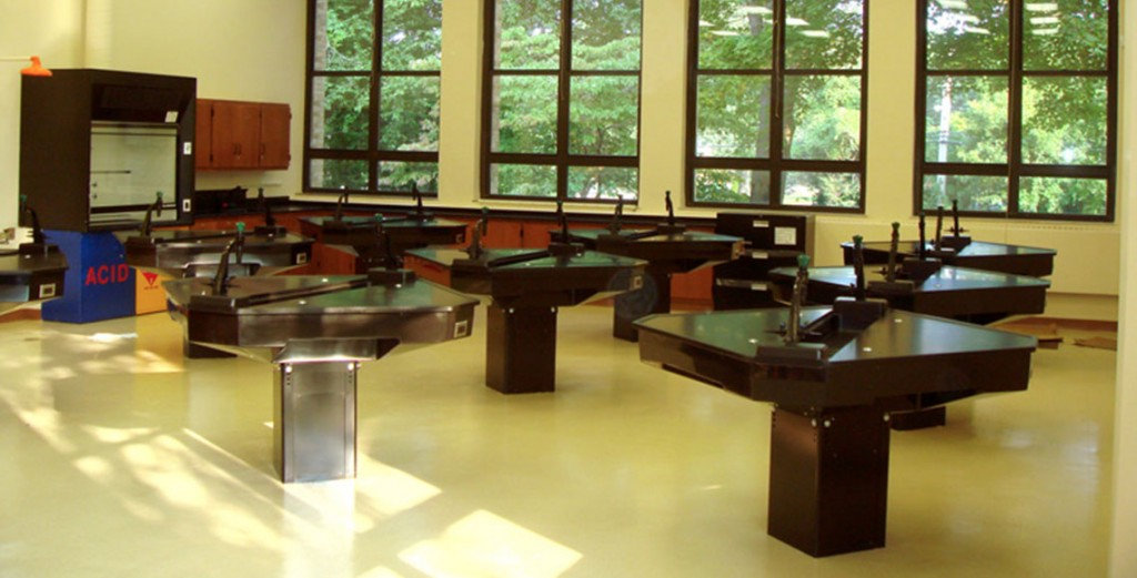 TEII Student Laboratory Workstation